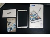 Samsung Galaxy Note 2. UNLOCKED. 16GB. Perfect Working Order.