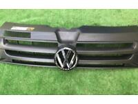 Vw t5 front grill