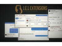 J.E.L Extensions FREE Consultation