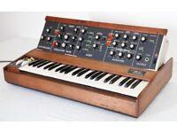Original Mini Moog model D
