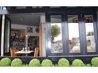 Waitress/waiter needed for busy Italian restaurant in Willesden Green