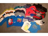 Bundle of clothes for boys (5 years) – 21 pieces