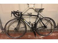 Boardman single speed road bike