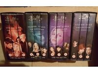 Buffy The Vampire Slayer - Season 2,3,4