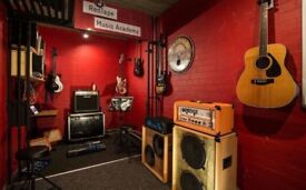 Guitar Lessons @ Red Tape Music Academy. Music lessons made easy!