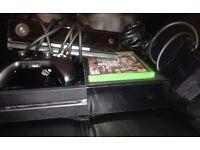 Xbox one 500GB Kinect +GTA V