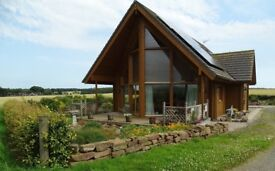 Self Sufficient Eco Home, Long Rig, Fyvie, For Sale