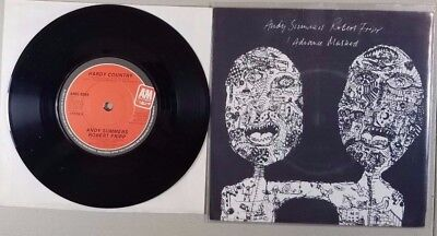 ANDY SUMMERS ROBERT TRIPP HARDY COUNTRY  45 RECORD RE2