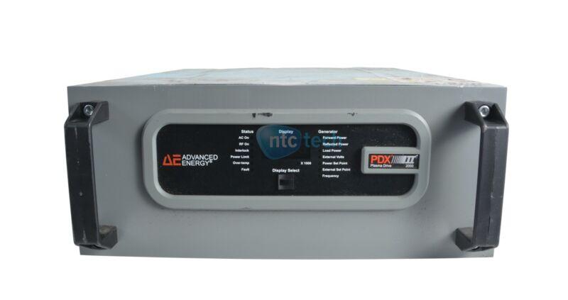 Advanced Energy 3150310-100A RF Plasma Drive PDX II Drive 2000