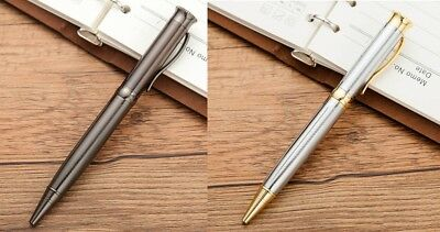 - FANCY STYLISH TWIST OPEN PEN - Professional Use- Limited Qty- FREE Blue Refill