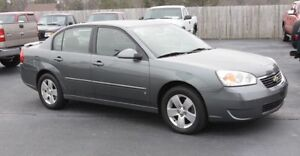 SAFETIED - 2007 Chevy Malibu