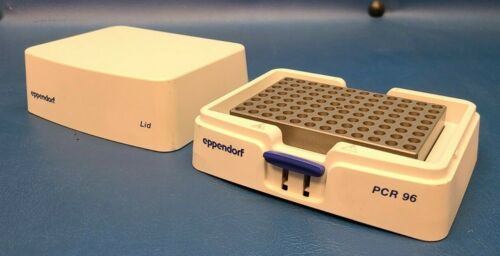 Eppendorf, 5306H001418 SmartBlock PCR 96 ThermoBlock w/ Lid for Thermomixer.