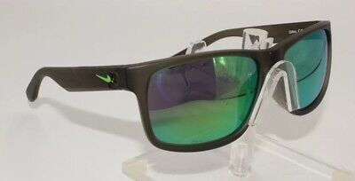 Nike Cruiser Men's Sport Sunglasses w/ Green Mirror Lens - EV0835 (Nike Sport Sunglasses)