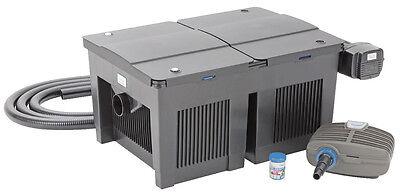 Oase BioSmart Set 36000 Durchlauffilter mit UVC-Technik Teichfilter Pumpe NEU