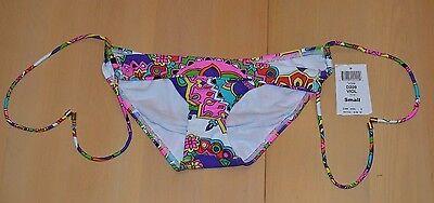 NEW! SWIM SYSTEMS Women's Tie side Viola Bikini Bottom Swimwear SIZE SMALL ()