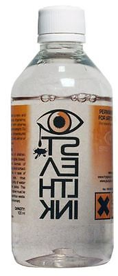 STEALTH INK - INVISIBLE PERMANENT INK - 100ML BOTTLE - VERY HARD TO (Permanent Ink Remover)