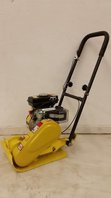 New Bulldog Mfg Plate Compactor Loncin Soil Tamper Packer