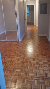 Clean bright 2nd floor 3bdr 61/2 apt in plateau Park Lafontain
