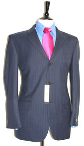 BNWT MENS PIERRE CARDIN SLIM FIT SUIT 40R W36 X L33