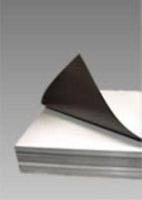 Dry Erase White Magnetic Sheet - 9