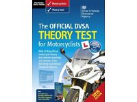 DVD for Motorcyclists 2010>2017 MotorcycleThe Official DSA DVSA Theory Test