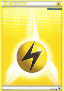 Pokemon Electric Energy Cards