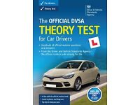 The Official DVSA Theory Test for Car Drivers Book - New