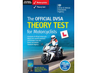 DVSA Theory Test 2017 for Motorcyclists