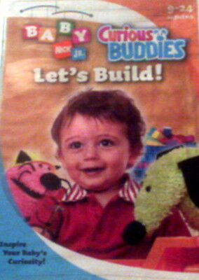 Baby Nick Jr (BABY NICK Jr.CURIOUS BUDDIES LET's BUILD 9-24 Months Task Persistence)