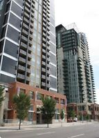 ALURA 1 BDRM DOWNTOWN INCLUDES HEATED UNDERGROUND PARKING