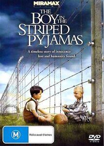 The Boy in the Striped Pyjamas = NEW R4 DVD