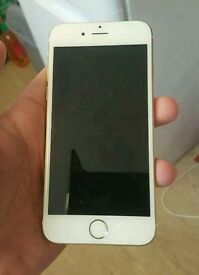 IPhone 6 64Gb Gold Color unlocked Excellent Condition