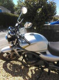Kawasaki ER500 C3 12 Months MOT 25k Miles - Great Commuter/Middleweight Bike