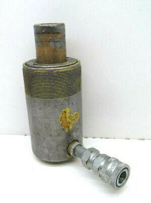 Enerpac Rch-121 Hydraulic Hollow Cylinder 12 Ton