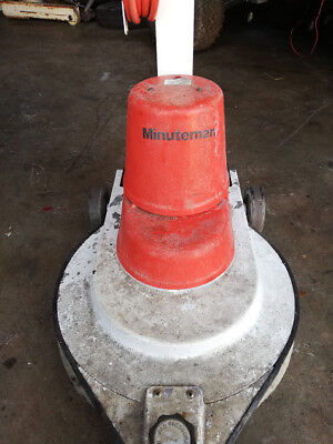 Hako Minuteman Industrial Floor Buffer