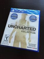 NEW Uncharted: Nathan Drake Collection (PS4)