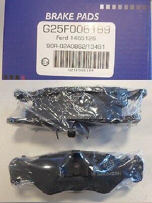 BB.8029 Bremsbelagsatz Vorderachse Ford Courier Fiesta 4 JA JB 1.25-18 5 JH JD