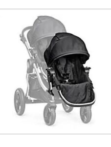looking for Baby Jogger City Select ssecond seat in Onyx