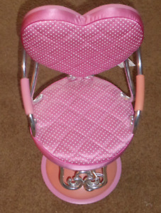 "Our Generation 18"" Doll Salon Chair"