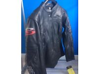 Motorbike Jacket Mens size 44 New