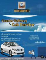 courier delivery contractor