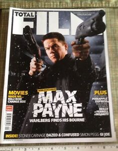 Total Film #145 Sept 2008 Max Payne Finds His Bourne
