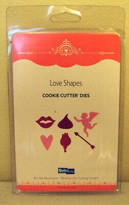 LOVE SHAPES EPIC REVOLUTION DIE QUICKUTZ lifestyle -