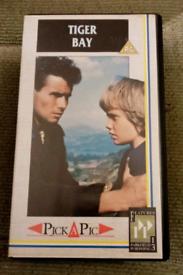 TIGER BAY. VHS Tape. (1959)