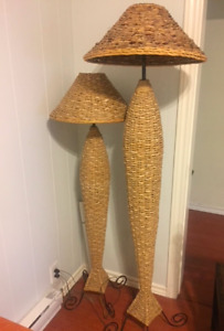 FREE LAMPS-PICKUP ONLY