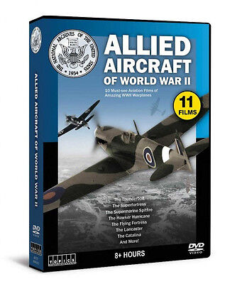 Allied Aircraft Of World War Ii Dvd