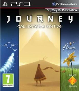 Journey Collectors Edition - PS3 + Garantie