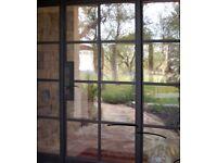 Metal DOOR WINDOW AND GATE
