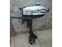mariner 2.5hp 2 stroke outboard