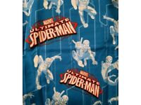 Spiderman curtains NEW